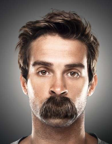 Sensational 1000 Images About Facial Hair On Pinterest Frank Zappa Best Short Hairstyles Gunalazisus