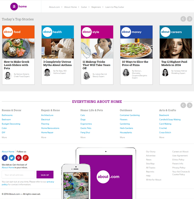 Elements of Design UI Pattern Library | UI Patterns | Pinterest | Ui ...