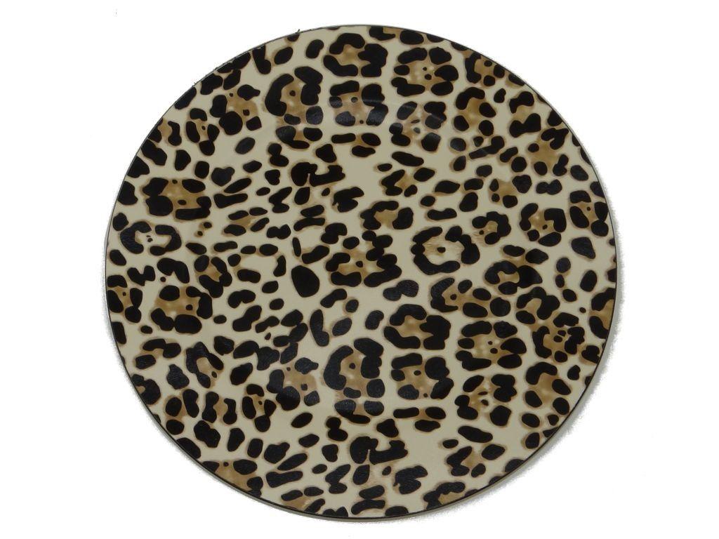 Animal Print Charger Plates | Shapeyourminds.com