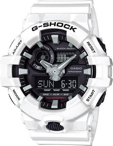 a4896bdda577 Casio G-Shock GA-700 Series Mens Casio Watch GA-700-7A (GA7007A) - Watch  Centre
