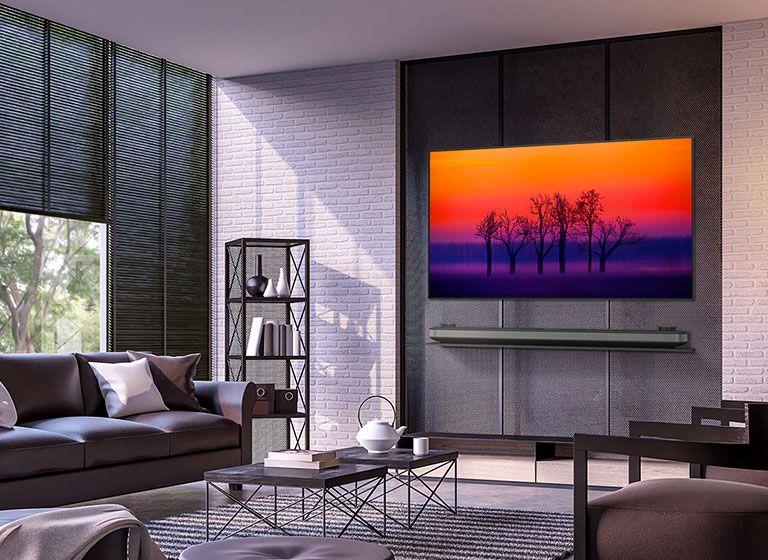 Lg Signature Wallpaper 65 Inch Tv Lg Australia Interior Design Room Interior Design Interior