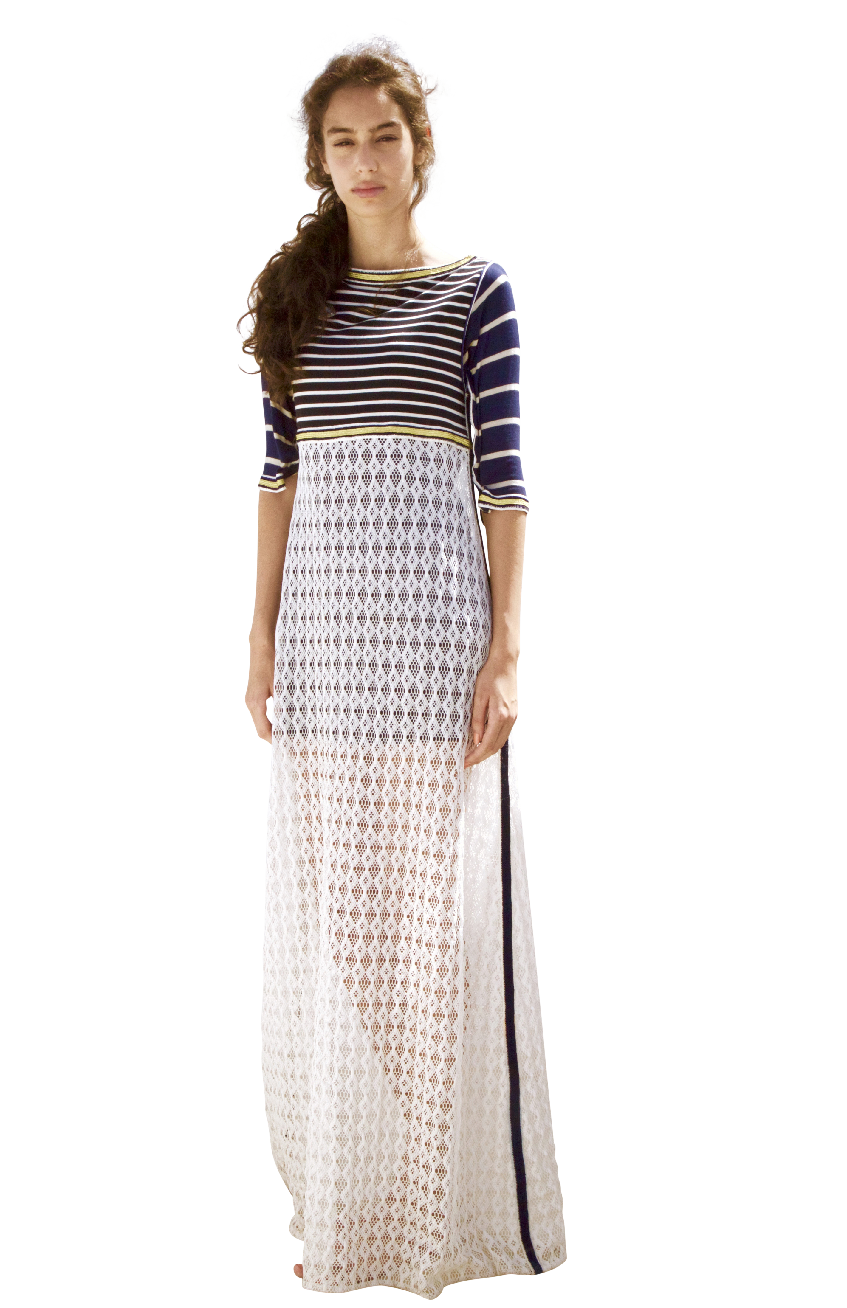 c7bf809f68502 Long dress because life is too short. This slightly flair cotton jersey and  cotton viscose