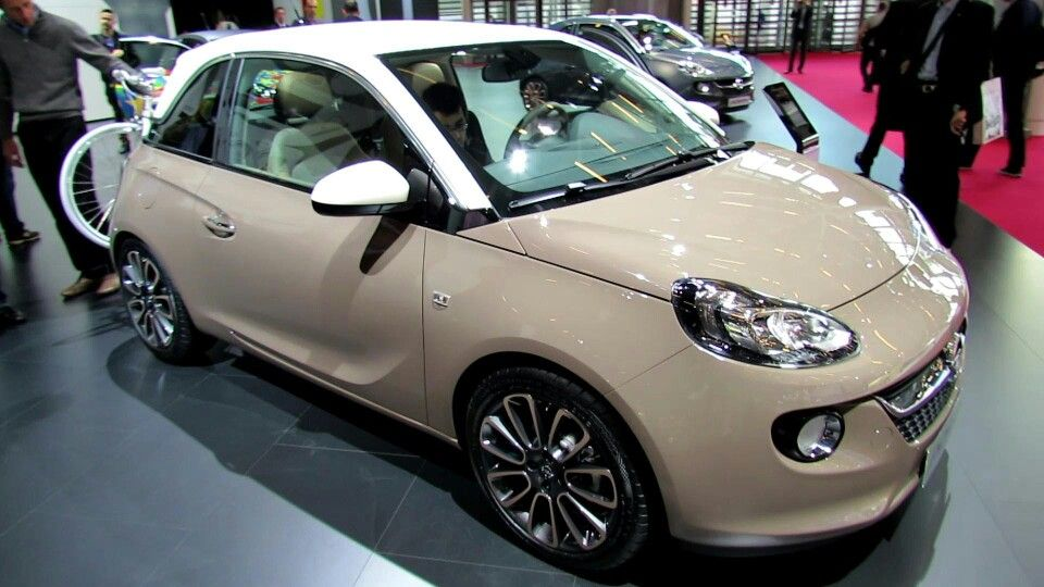 vauxhall adam my precious pinterest opel adam cars and cute cars. Black Bedroom Furniture Sets. Home Design Ideas