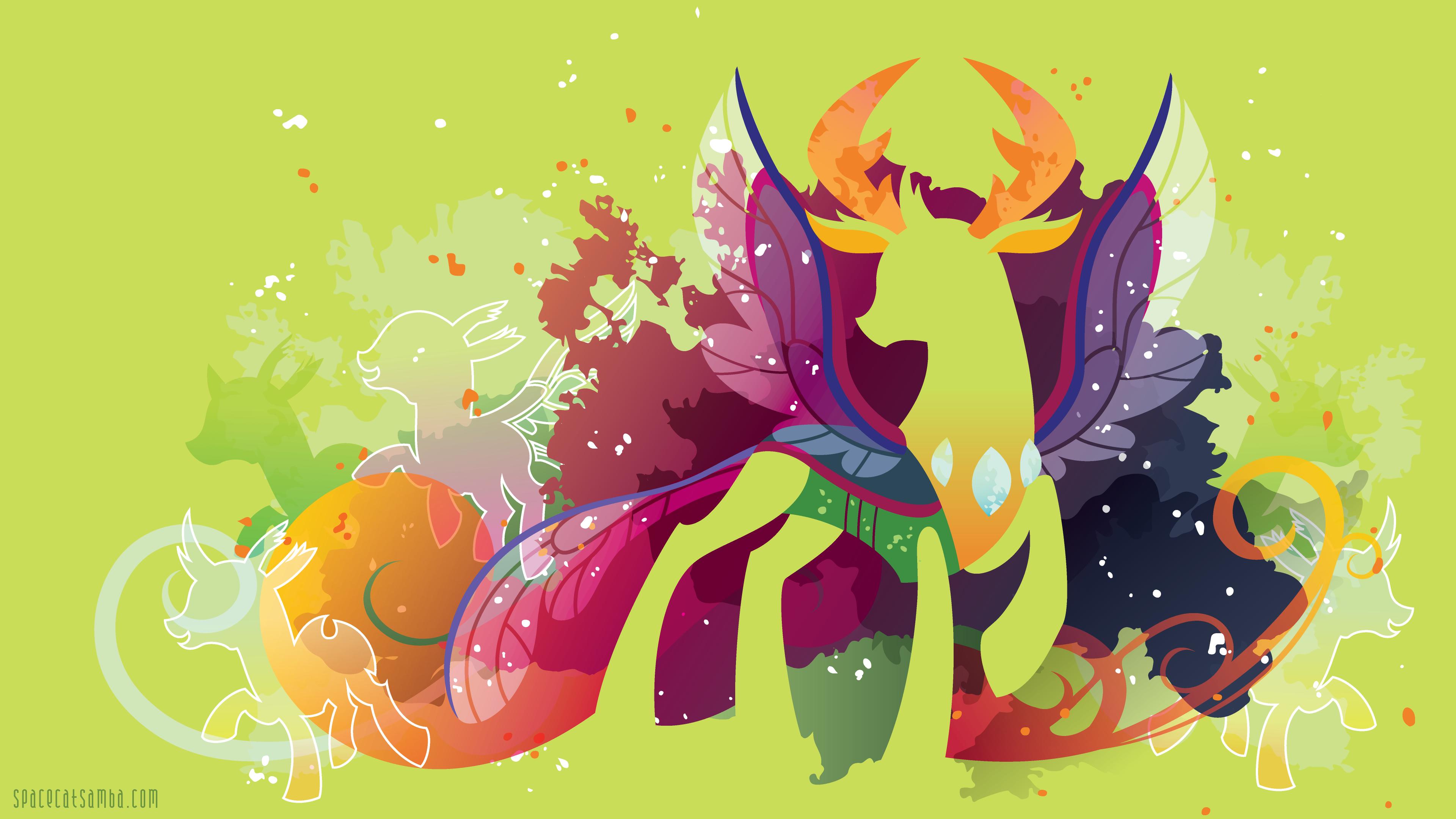 King Thorax My Little Pony Wallpaper Mlp My Little Pony Mlp Pony