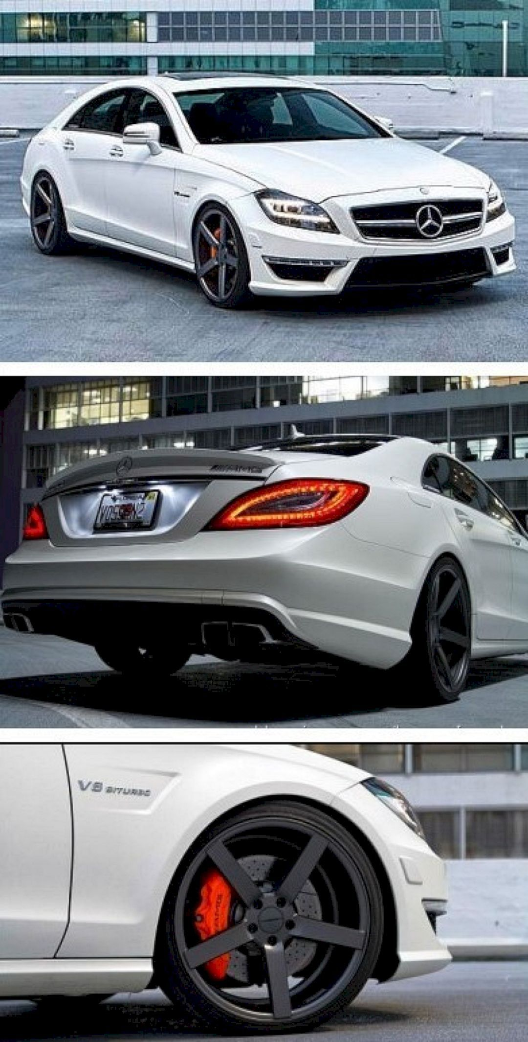 77 Best White Mercedes Benz Design and Modifications