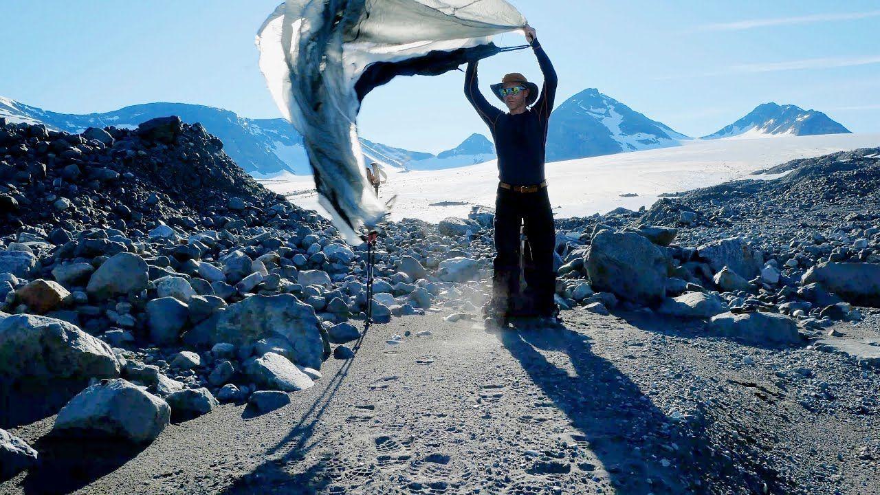 Sarek Trekking - Solo in the Swedish Mountains - YouTube ...