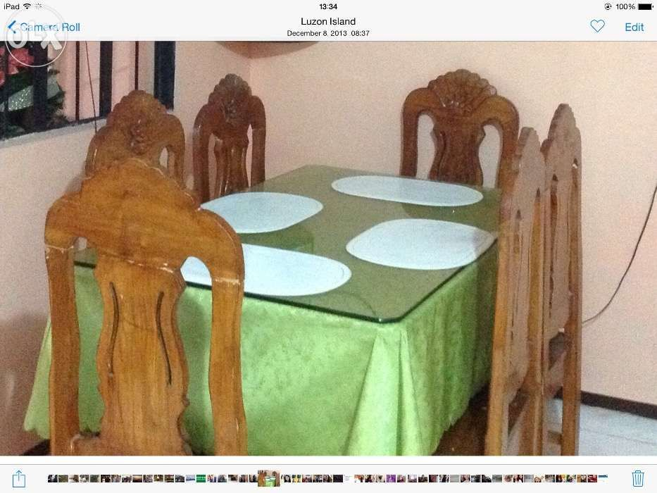 Dining table For Sale Philippines Find 2nd Hand (Used