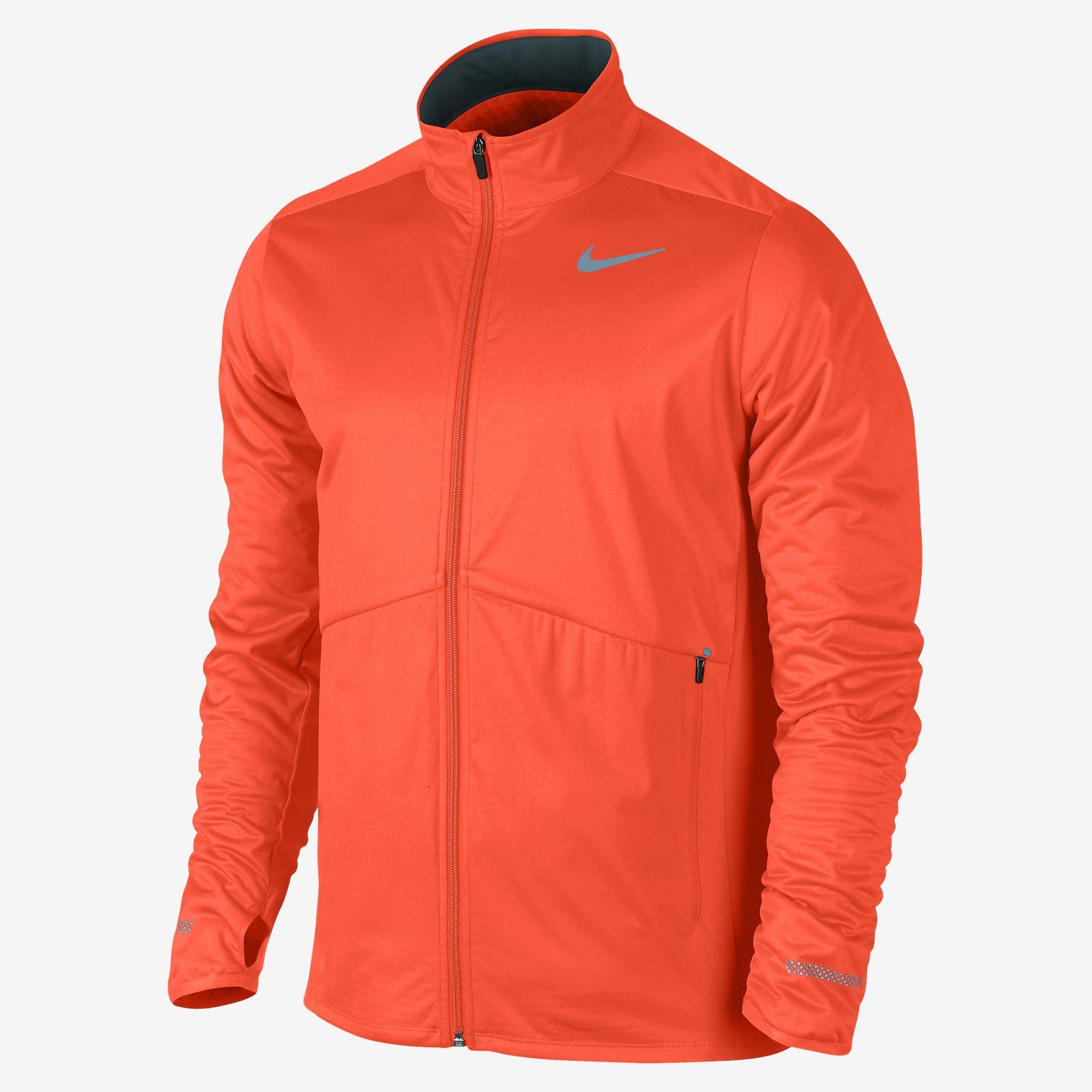 Nike Element Full-Zip Men's Running Jacket