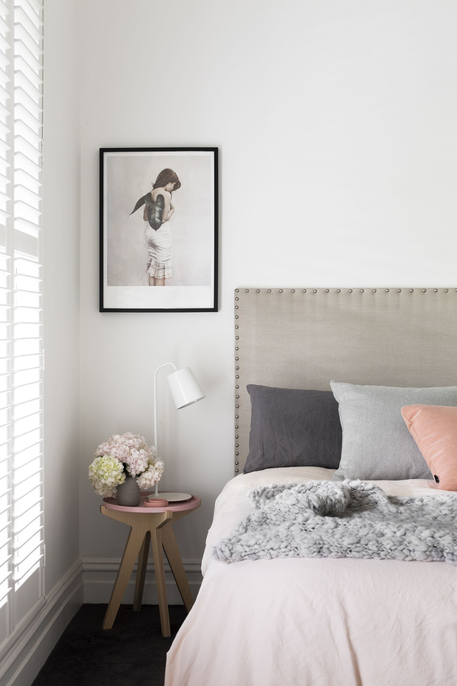 Stylist julia treuel of show pony interiors has applied cool tones