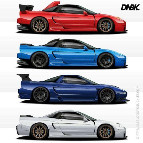 Honda Cars, Nsx, Tuner Cars