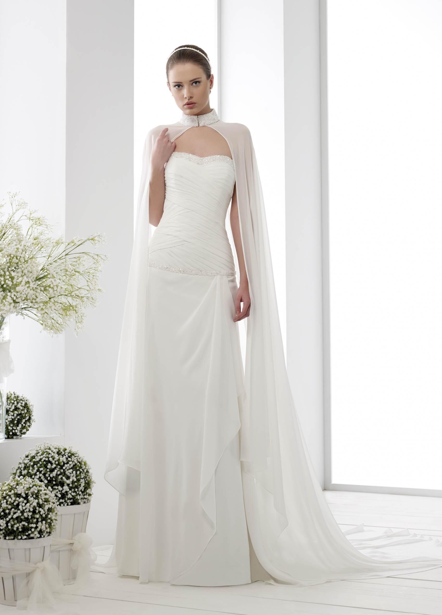 Hochzeitskleid nicole kollektion jolies wedding gowns