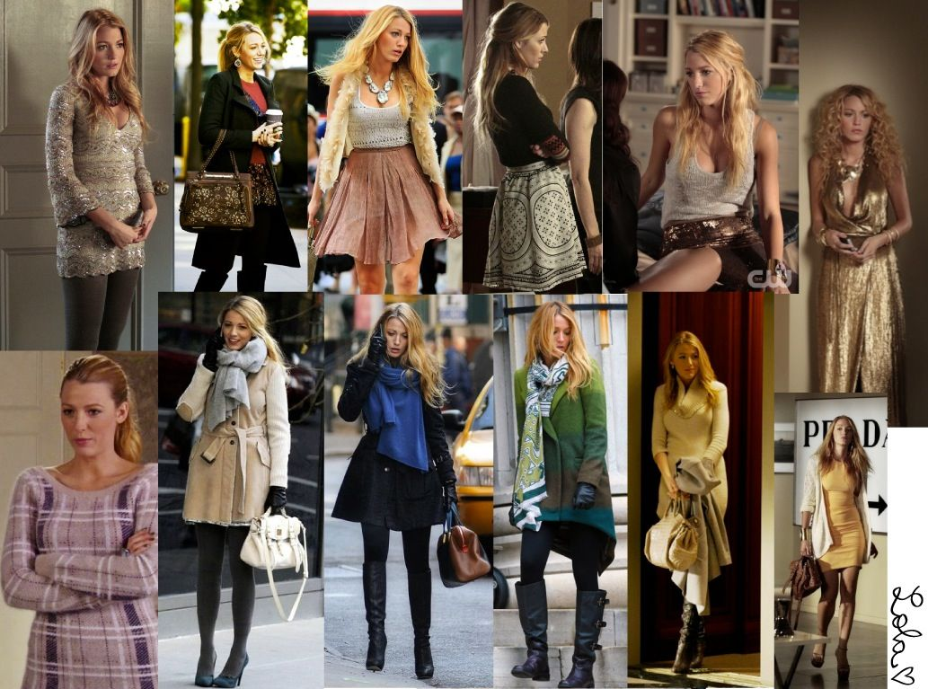 Gossip Girl Serena Fashion Gossip Girl Pinterest