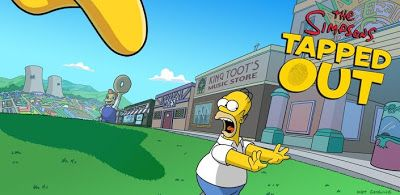The Simpsons: Tapped Out (apk + data)