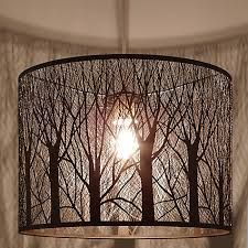 Tree shadow lamp gift ideas for the bf pinterest lights house buy john lewis devon easy to fit ceiling shade large from our ceiling lamp shades range at john lewis aloadofball Choice Image