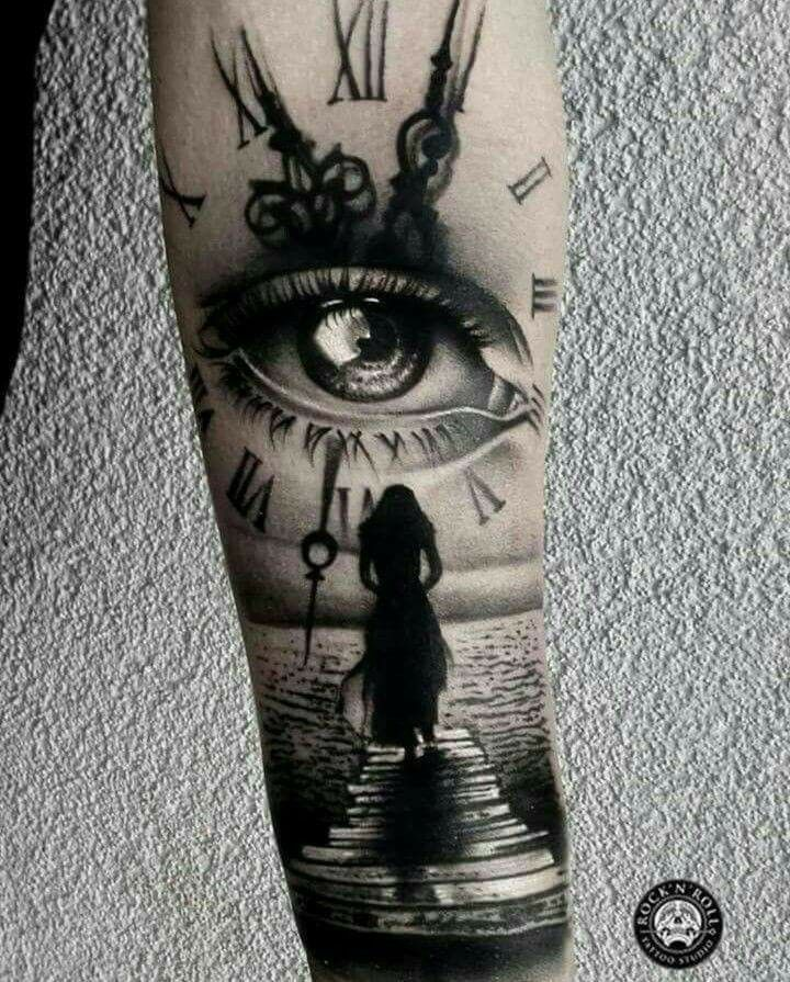 Pin By Kerri Buerker On Cancer Zodiac Sign Girls With Sleeve Tattoos Tattoos For Guys Eye Tattoo