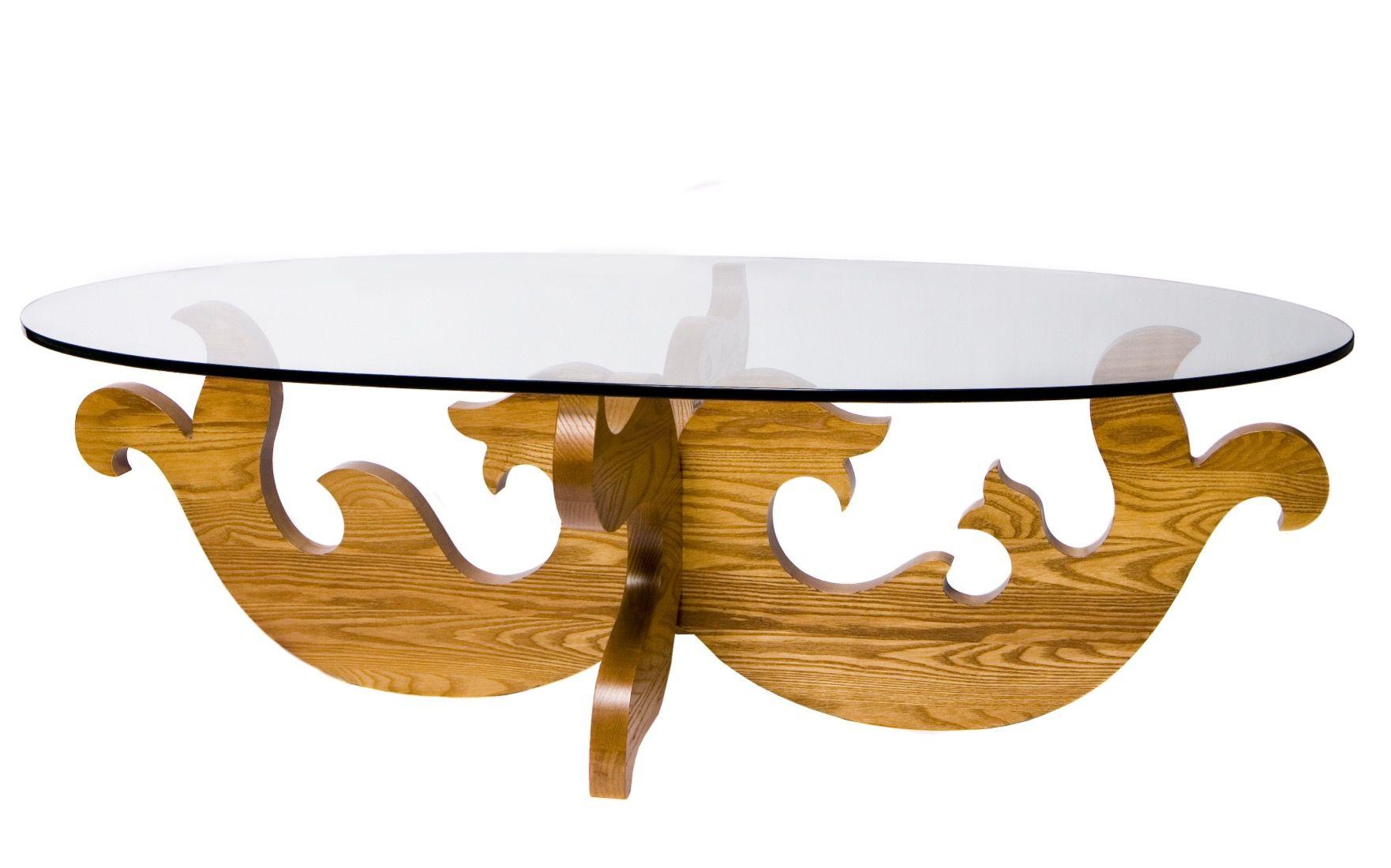 Eva Zeisel Coffee Table ca 1933 Eva Zeisel Coffee Table