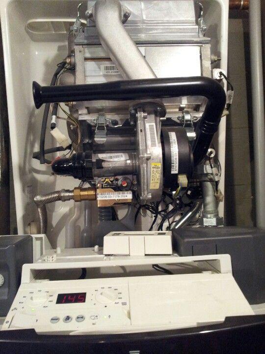 Buderus Gb142 High Efficiency Boiler Service Repair