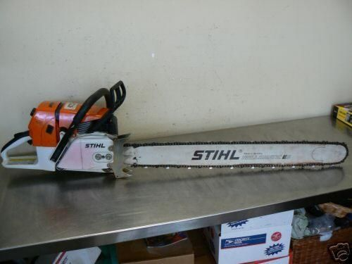 STIHL MS660 MS 660 with a 32