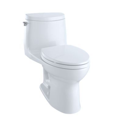 An Elongated Beautifully Sleek One Piece Design Features Our Industry Leading Tornado Flush Flushing System See Smartfact One Piece Toilets Toto Toilet Toto