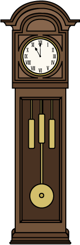 Grandfather Clock Clipart Yahoo Search Results Yahoo Image Search Results