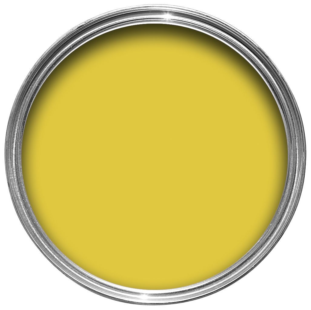 Dulux Feature Wall Lemon Punch Matt Emulsion Paint 1.25L | Walls ...