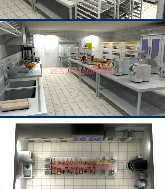 Luxury Bakery Pizza Shop Project Equipment in 2019 | Bakery ...