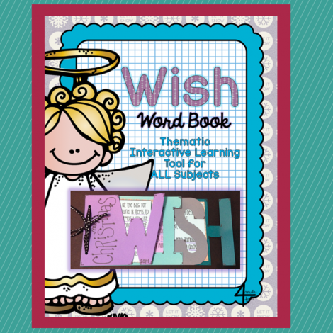 Get 30% OFF Interactive Word Book- WISH - For All Subjects from FormulaFun Inc! The is perfect for putting together a review, a research project or a book review.