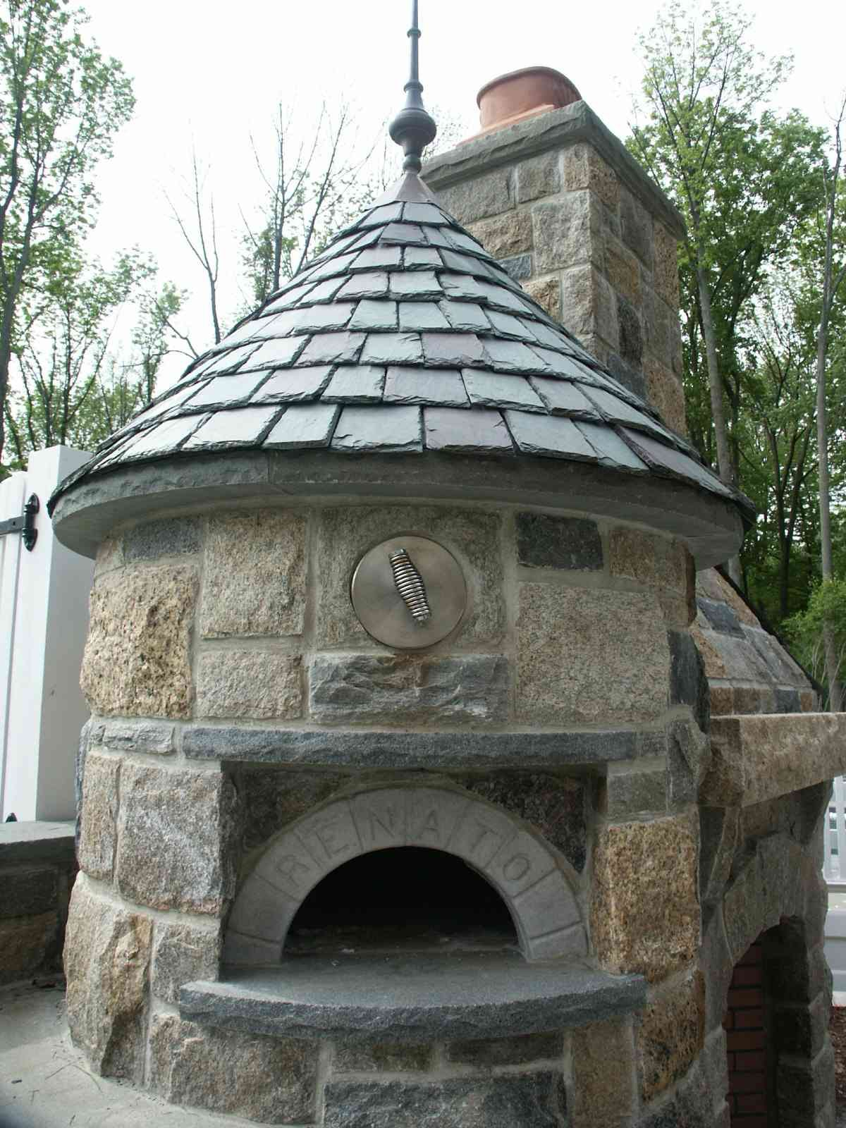 Wood Gas Infrared Brick Ovens Options For Indoors Or