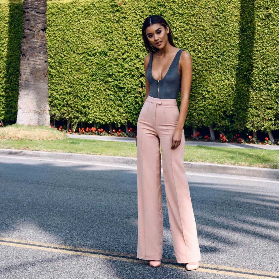 High waisted pants #bodygoals | Fashion | Pinterest | Pantalones ...