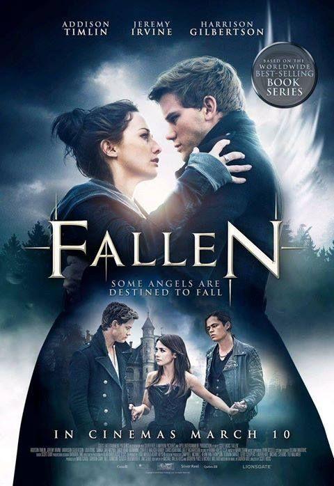 Pin By Sonitta On Movies I Watched Fallen Lauren Kate Movie Fallen Book Lauren Kate
