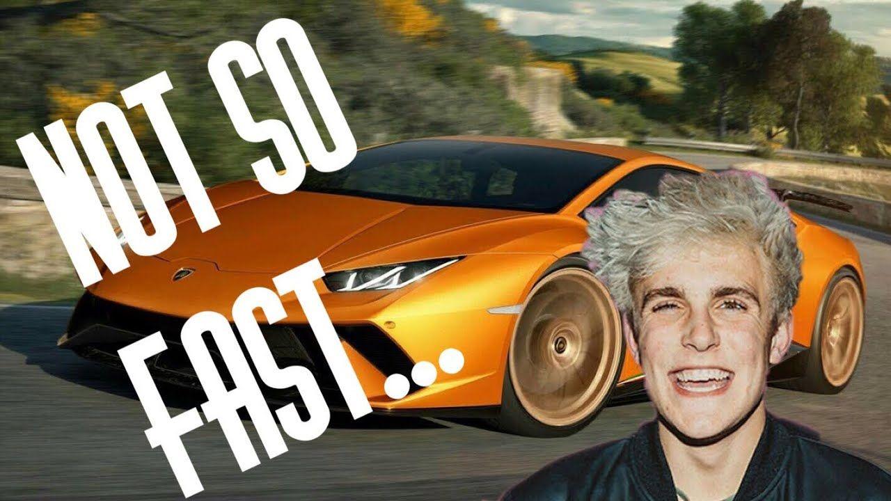 Jake Paul Vs Lamborghini My Reaction Jay Flat Out Vlogs