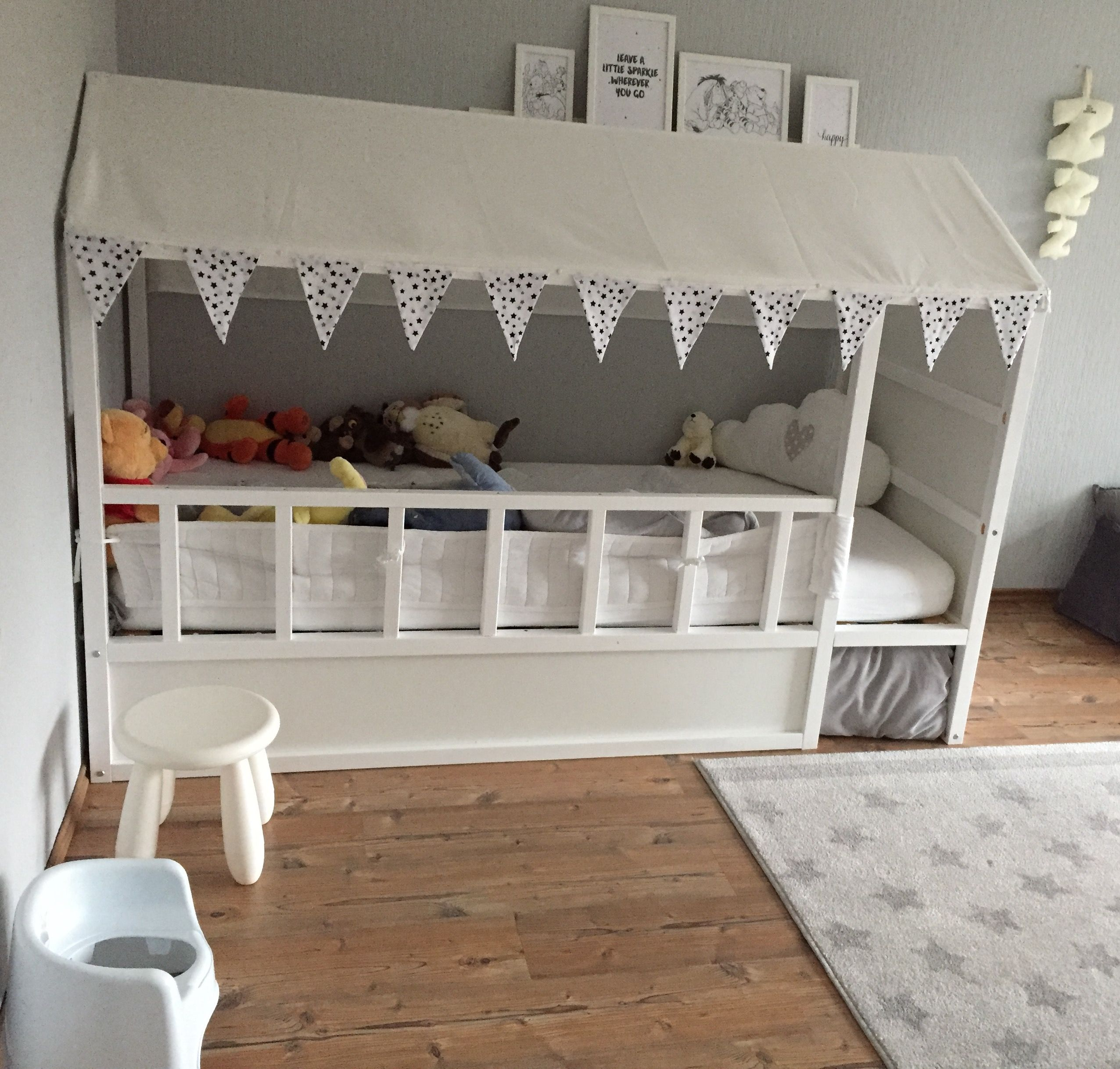 Ikea Bett Für Kinder Mommo Design Ikea Beds Hacks Für Kinder Pinterest