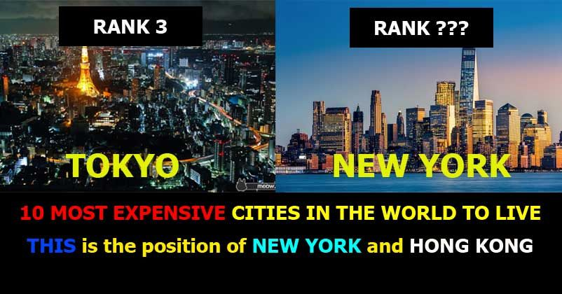 The Most Expensive Cities To Live In The World List By HR - 10 most expensive cities o move to in the world