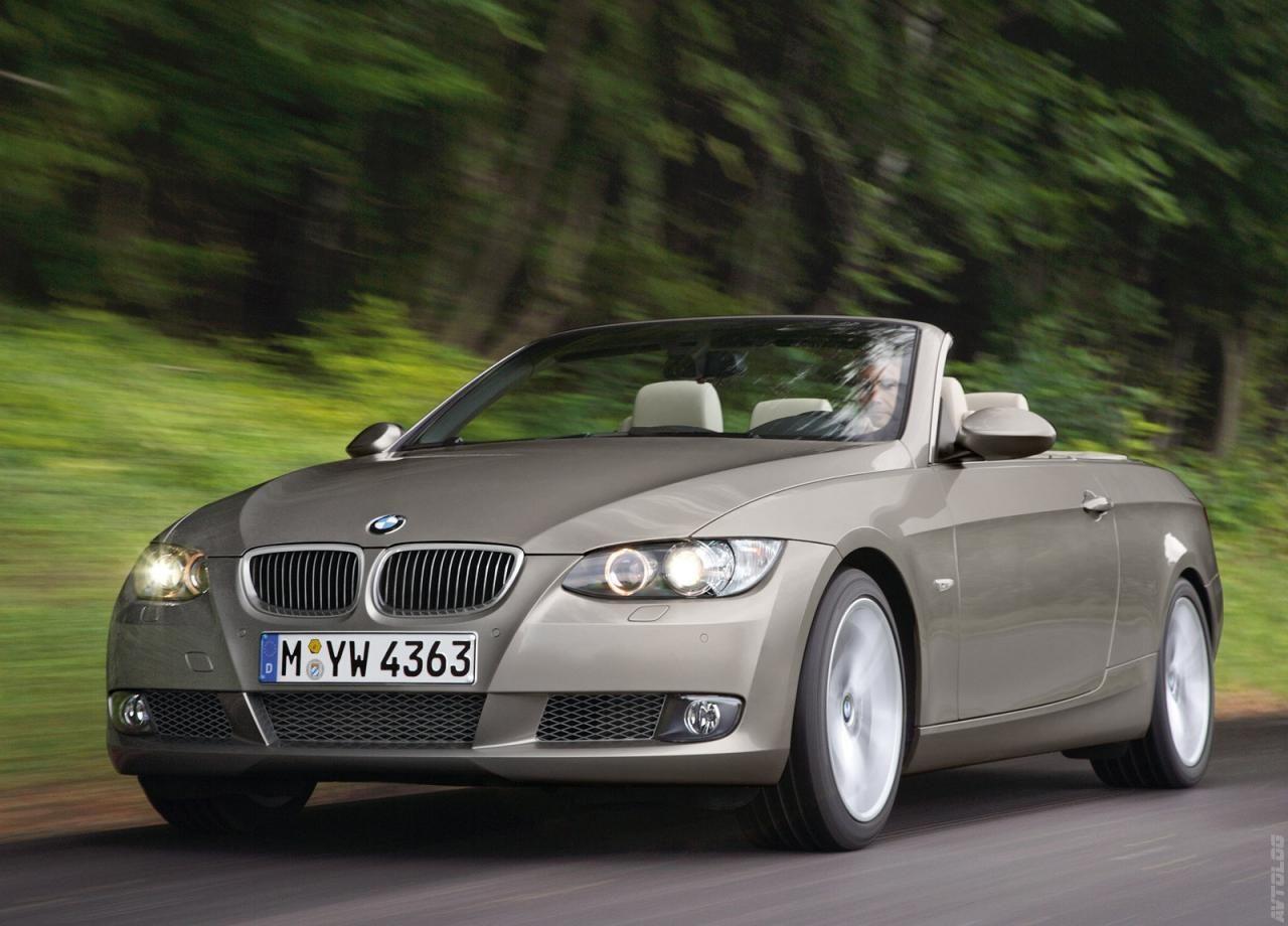 2007 BMW 335i Convertible Bmw, Bmw car models, Bmw cars
