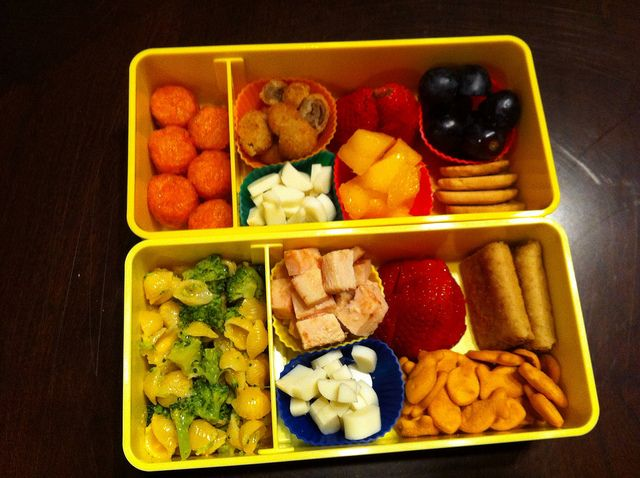 4.16.12 bento lunch