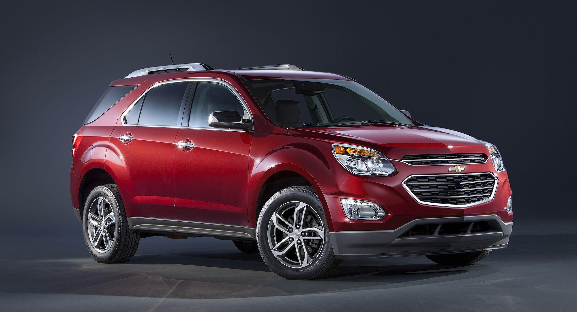 General Motors Announces Updates to 2016 Chevrolet Equinox