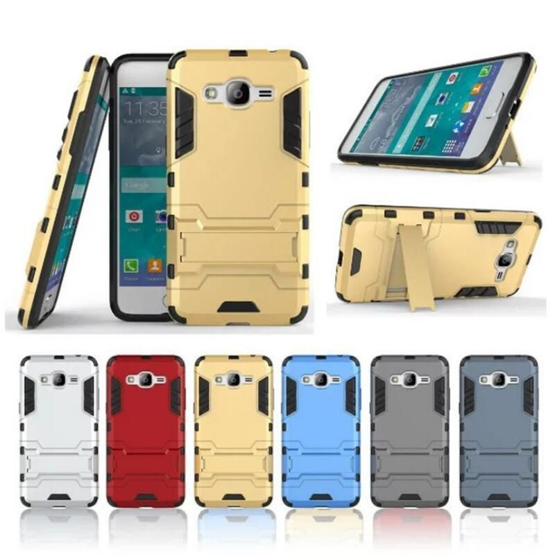 online store f00cd 3ba93 Stand Shockproof Case Skin Cover For Samsung Galaxy Grand Prime Plus ...