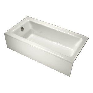 Kohler K 876 0 Bellwether Bath With Integral Apron And Right Hand