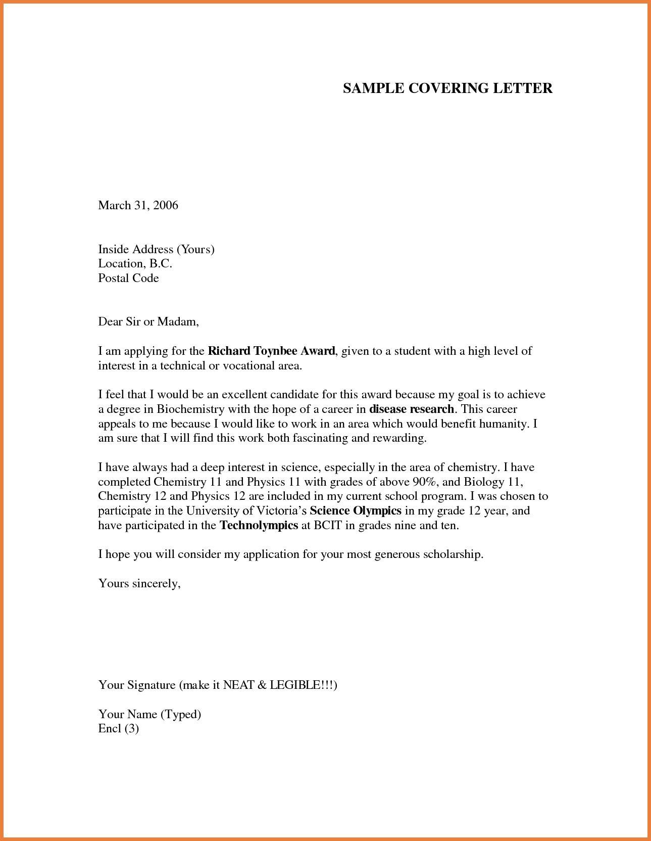 26 Cover Letter Template For Job Application Job Cover Letter Cover Letter For Resume Job Letter