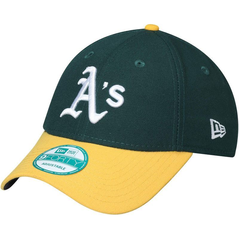 sports shoes e9970 f14f3 ... best price oakland athletics new era game of thrones 9forty adjustable hat  green gold 12849 0920b ...