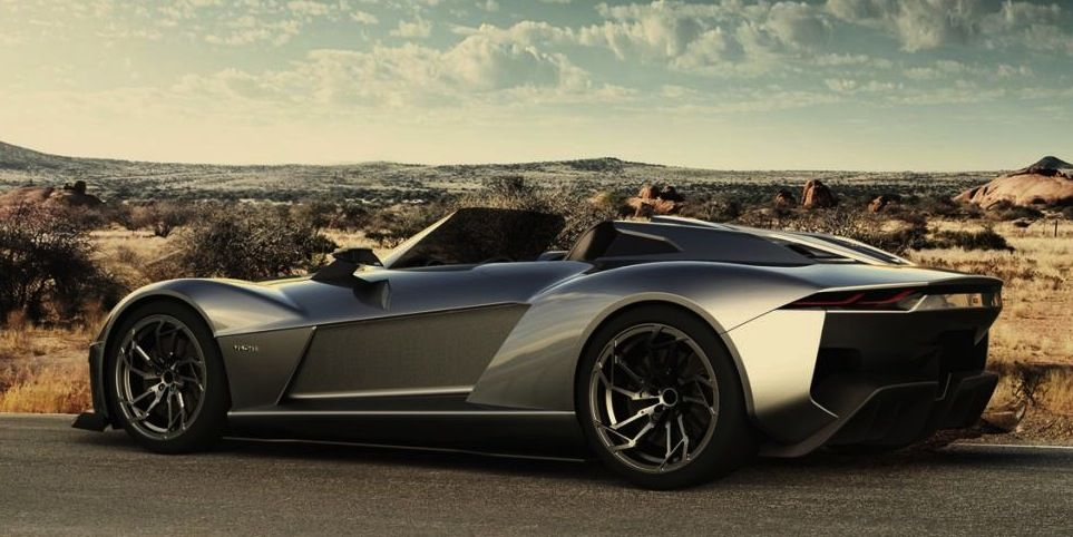 Say Hello To The Rezvani Beast The Ariel Atom With Clothes Super Cars Super Sport Cars Beast