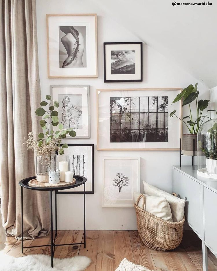 Decoracao Com Quadros In 2020 Home Decor Pictures Scandinavian Decor Home Decor