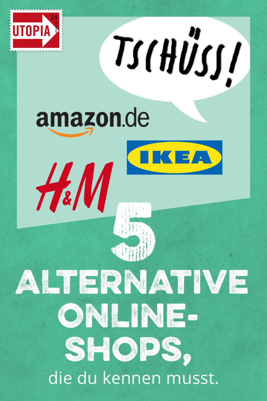 Photo of 5 alternative Online-Shops, die Sie kennen müssen – Utopia.de