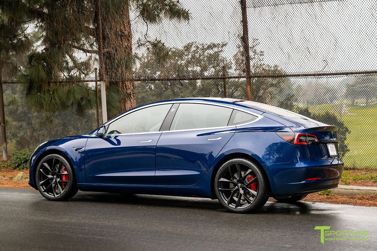 Tesla Model 3 20   Performance wheels, Forged wheels ...