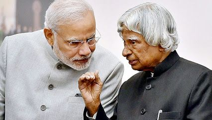 Penned a few thoughts on Dr. Kalam & the phenomenal person that he was. http://www.hindustantimes.com/india-news/bharat-has-lost-a-ratna-pm-modi-on-apj-abdul-kalam-s-death/article1-1374010.aspx