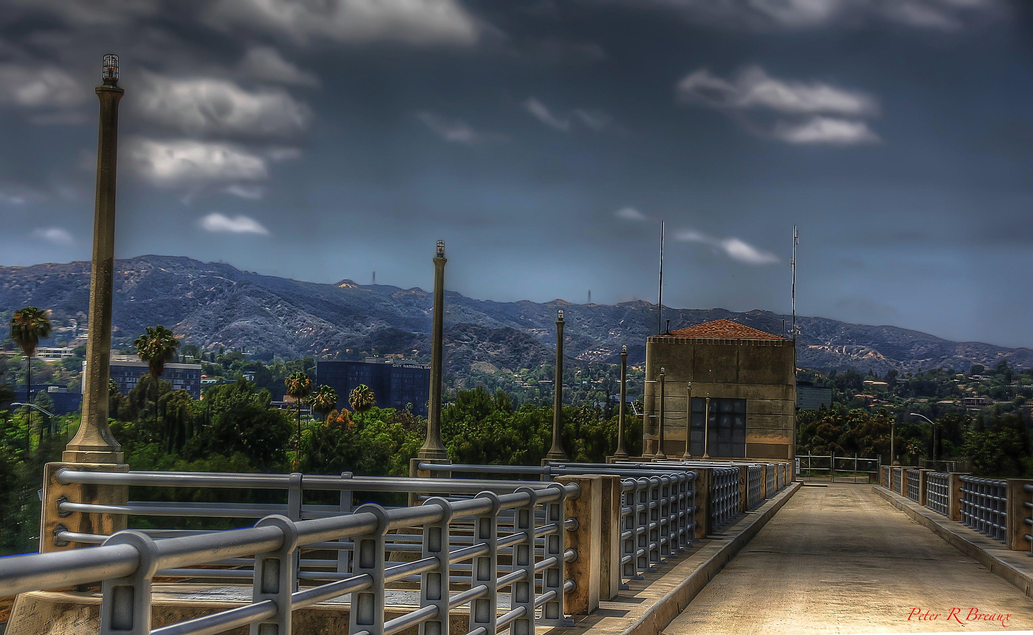 Sepulveda Dam  L.A.