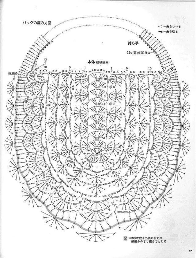 Graf Bolso Crochet Mi Pasi N Aprendiendo Y