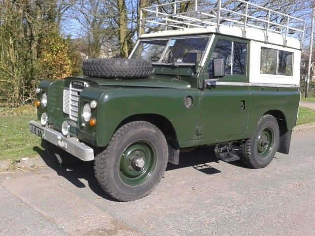 eBay: Land Rover Series 3 #cliccars #cars | Land Rover ...