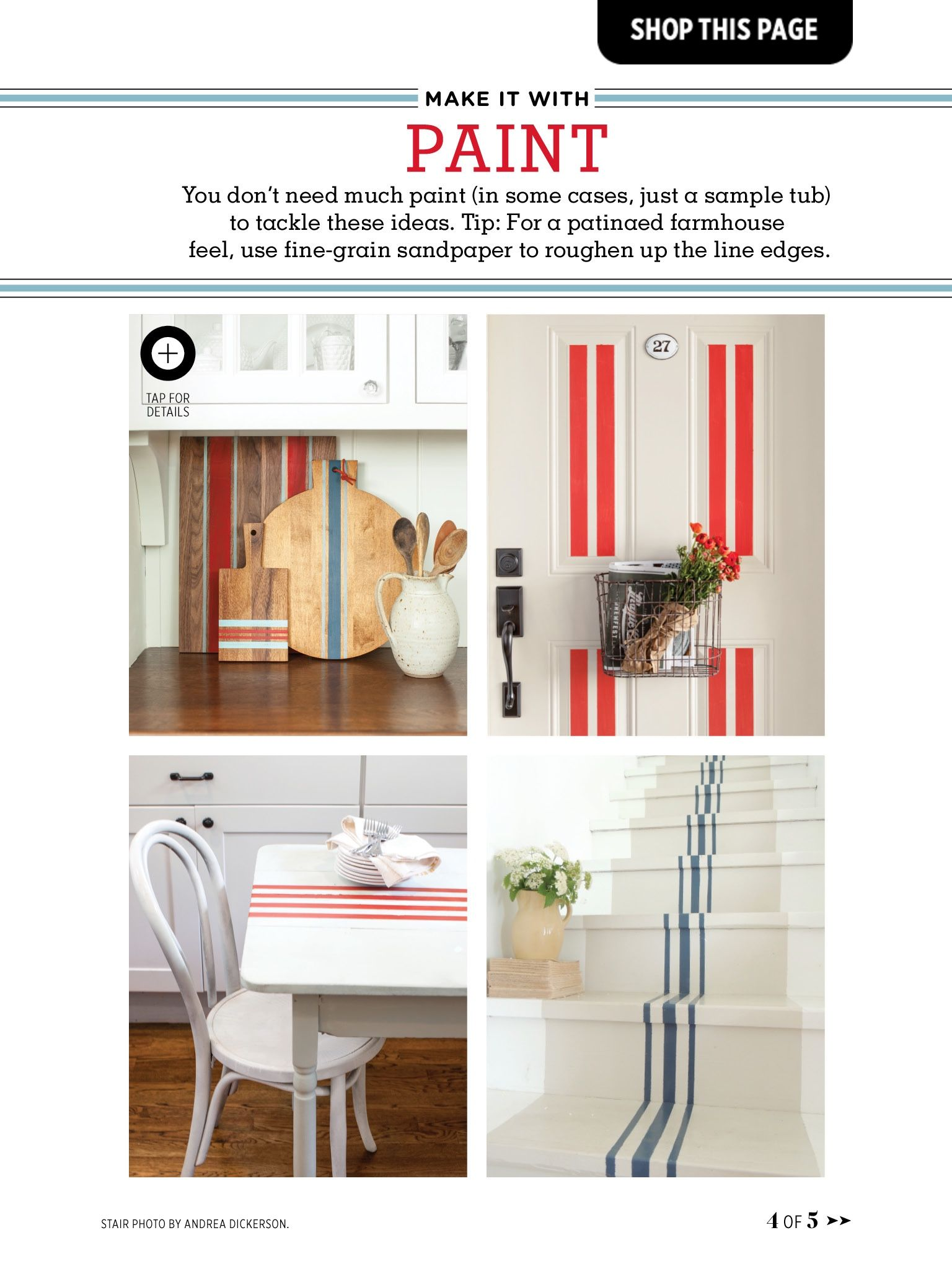 I saw this in the September 2015 issue of @countryliving.   http://bit.ly/1izmcxL