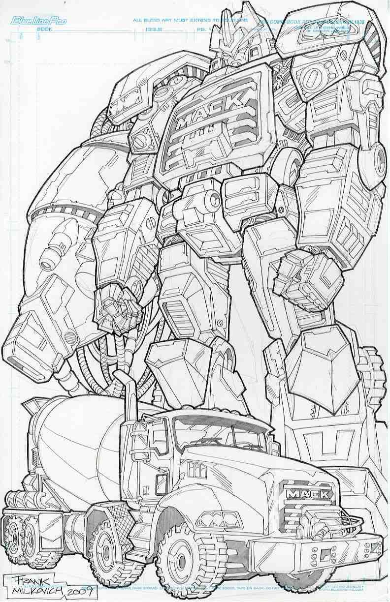 Ausmalbilder Nexo Knights Blitz Monster : Transformers 3 Shockwave Coloring Pages View Topic